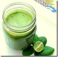 pintrest green juice